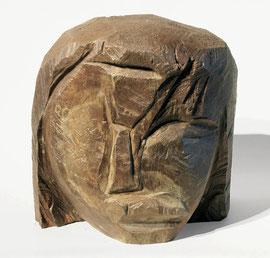 Kopf 183, 2003, Bronze, 3/9 Exemplare, H. 24,5 cm