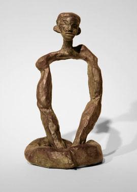 Figur 153, 2008, Bronze, 9 Exemplare, Höhe 20 cm
