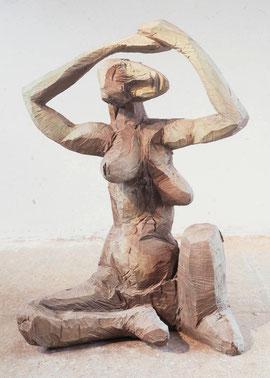 Große Onu, 1999, Bronze, 6 Exemplare, H. 150 cm
