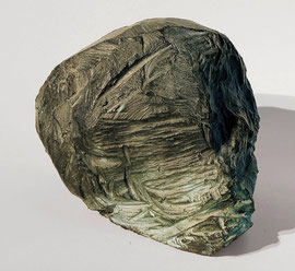 Kopf Johannes, 1986, Bronze, 0/8 Ex., Höhe 20 cm