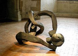 Gordian III, 2007, Bronze, 6 Exemplare, 110 x 140 x 160 cm