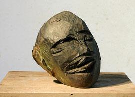 Kopf 191, 2005, Bronze, 9 Exemplare, H. 28,5 cm