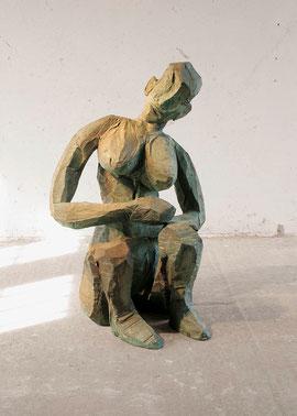 Große Fevi, 1999, Bronze, 1/6 Exemplare, H. 130 cm