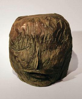 Kopf 193, 2005, Bronze, 9 Exemplare, Höhe 20 cm