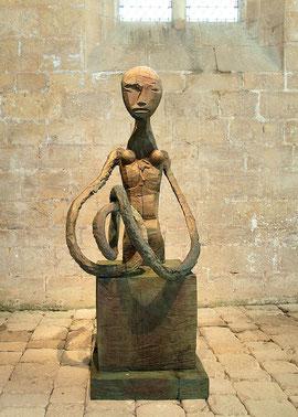 Gordian IV, 2007, Bronze, 6 Ex., 223 x 100 x 95 cm