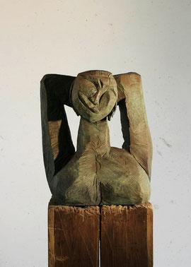 Enopie X, 2006, Bronze, 6 Exemplare, Höhe 58,5 cm