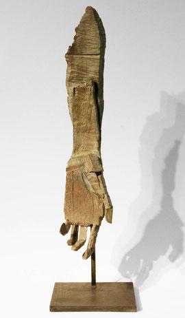 Hand 61, 2007, Bronze, 9 Exemplare, Höhe 51,5 m