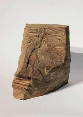 Kopf 93, 1994, Bronze, h. c. Exemplare, H. 18,5 cm