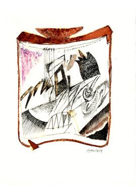 opera originale di Marco Marchiani Mavilla