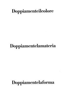 pagina tipografica