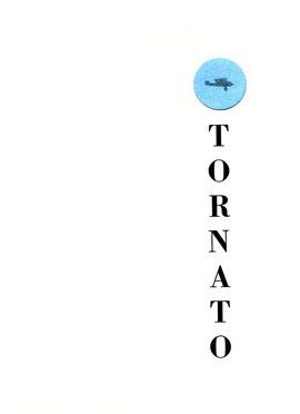 pagina tipografica con finestratura tonda
