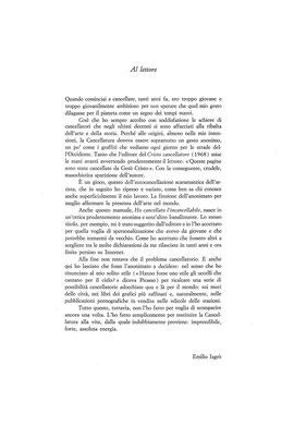 pagina con nota dell'autore