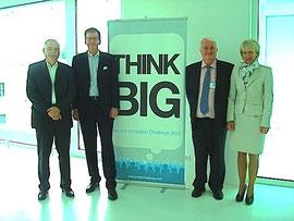 Team des Kostensenkungsprogramms in der Schweiz, Juni 2012