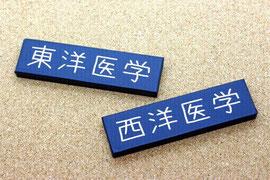 東洋医学(漢方) VS 西洋医学