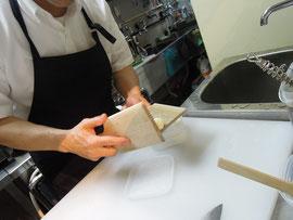 バターマルメ製作中