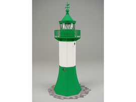 Leuchtturm Sassnitz, Shipyard Laser-Cut Kartonmodell