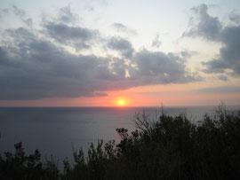 Ibizas Sonnenuntergänge...