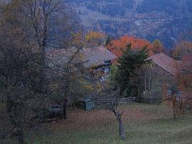 Herbst in Praden