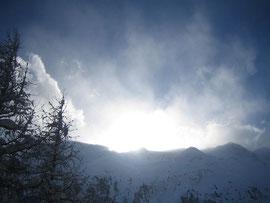 Winterstimmung bei St.Moritz