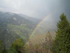 Regenbogen: ein mystisches Phänomen
