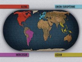 Les cartes de la mondialisation (Dessous des Cartes, 07/04/2004, DR)