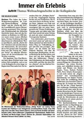 Illertisser Zeitung vom 4.12.2012