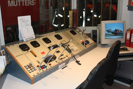 Funkraum - Florianstation