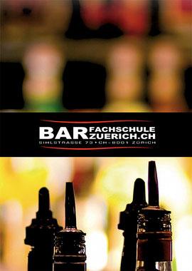 Cover Hobby Barkeeper Kurs der Barkeeperschule Zürich