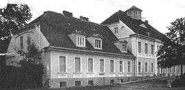 Altes Schloss von Links