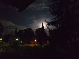 Bredow bei Nacht