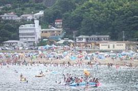 静岡県熱海市上多賀長浜ビーチ
