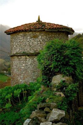 Palomar de Casa  La  Cuesta (Villamarín)