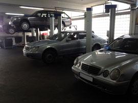 Motodrom Mercedes Benz Tag