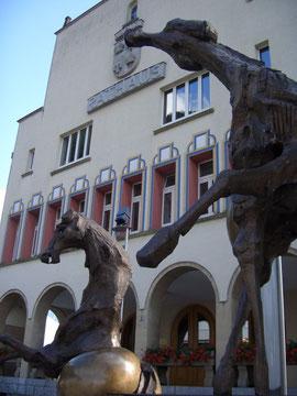 Vaduz / Liechtenstein (wir haben da nur Pause gemacht)