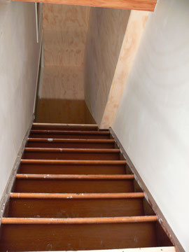 nog wensen te over.....trap bekleden en boven creatieven ingevingen gaan krijgen voor de inrichting!!!
