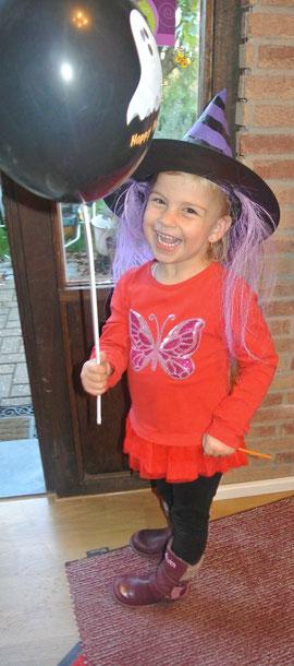 Julia die Schmetterlingshexe