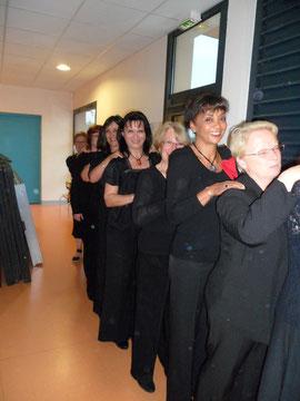 les radieuses  soprani