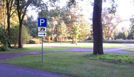 Parkanlage am Rosenfreibad