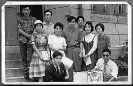 昭和35年10月全国青年演劇大会 東京一橋講堂