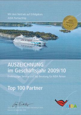Top 100 Partner 2009/2010