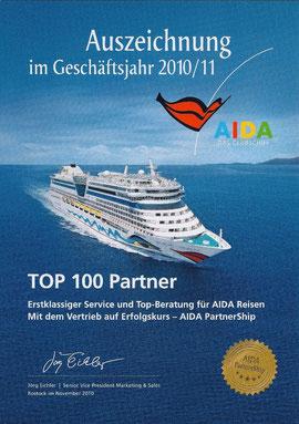 Top 100 Partner 2010/2011