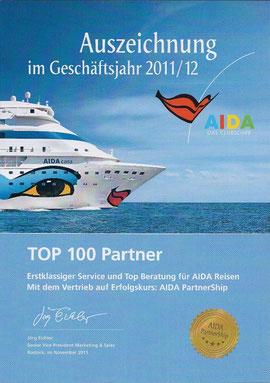 Top 100 Partner 2011/2012