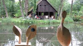 Jam am Teich Künstlersymposium 2009