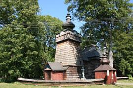 Cerkiew w Hańczowej. Fot. Dorota Wolanin