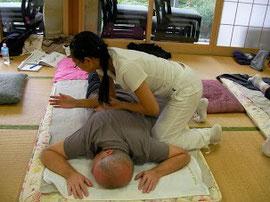 Massage Shiatsu - Sophie Chanthaut