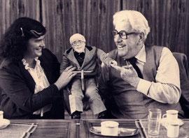 Klein Willi , als Puppe