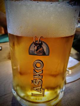 Lasko Bier, Glas