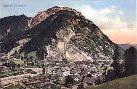 Bergwerksort Raibl