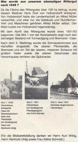 Bild: Rittergut Wünschendorf Krauß