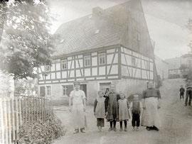 Bild: Wünschendorf Auerbach Bäckerei Erzgebirge